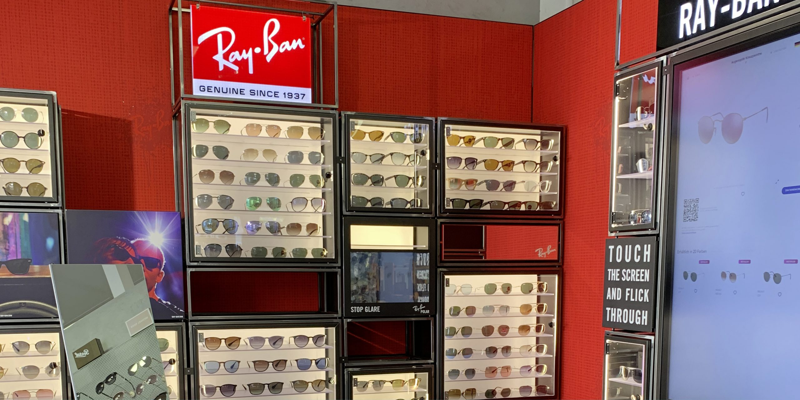 Ray-Ban Shop-in-Shop